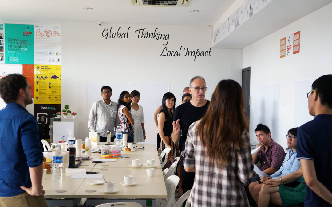 Embark on a Design Thinking Journey