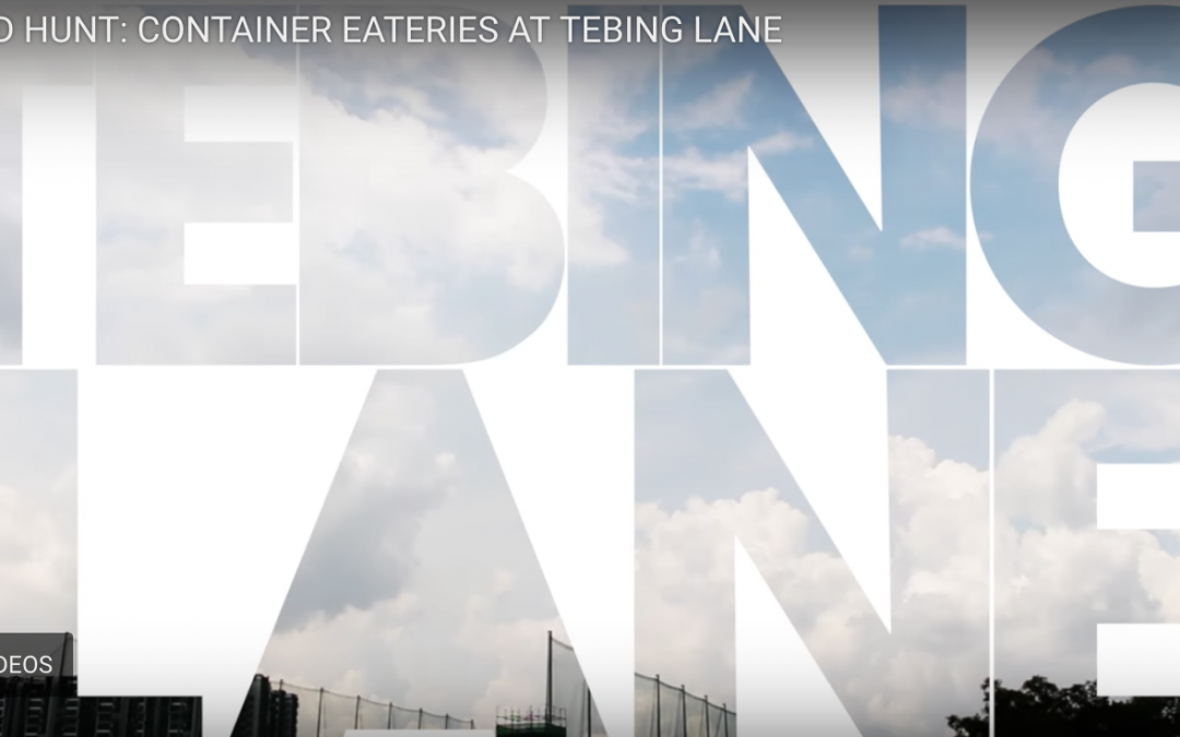 Container Eateries at Tebing Lane – NUYOU Magazine Island Hunt