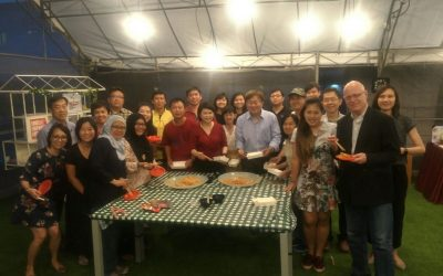 SIP Family Reunion Dinner 21 Feb 2018