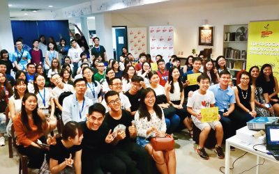 15th Sino-Singapore Undergraduate Exchange Program