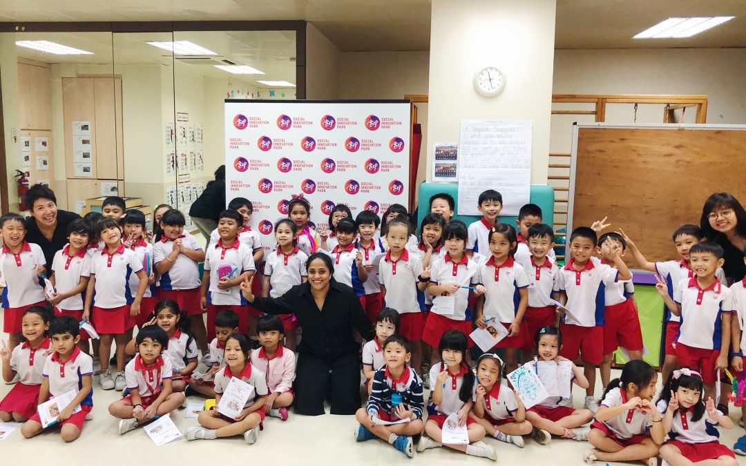 Global Dignity 2019 with PCF Sparkle Tots