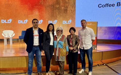 Digital Life Design (DLD) Conference 2019