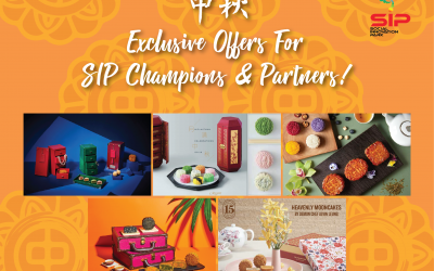 Exclusive Offer For SIP Champions & Partners