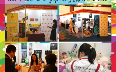 SIP PaTH at Singapore Gifts Show 2018