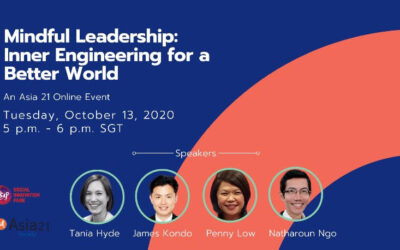 Mindful Leadership: Inner Engineering for a Better World
